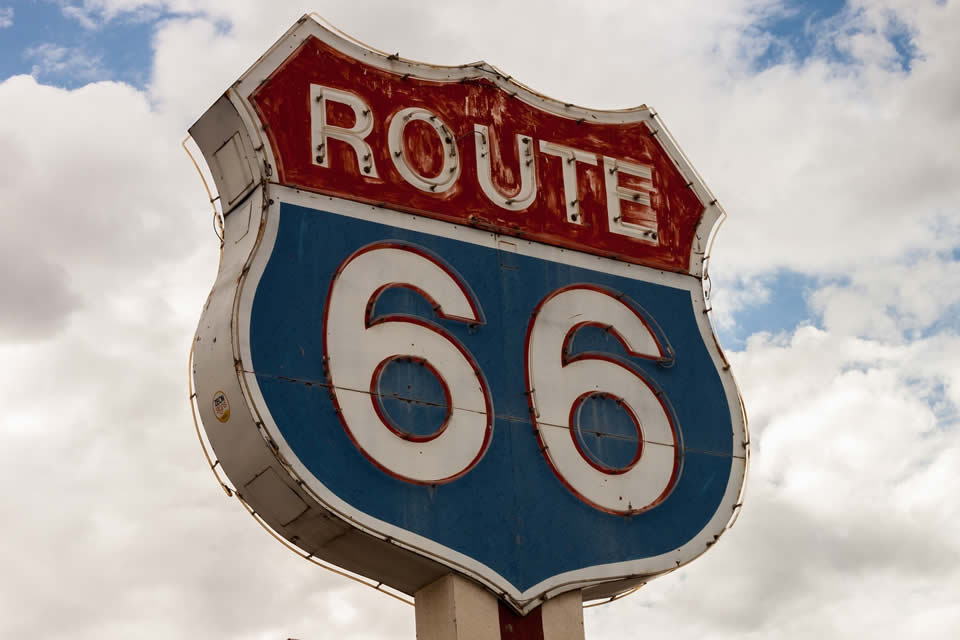 Discover Route 66 with your dog