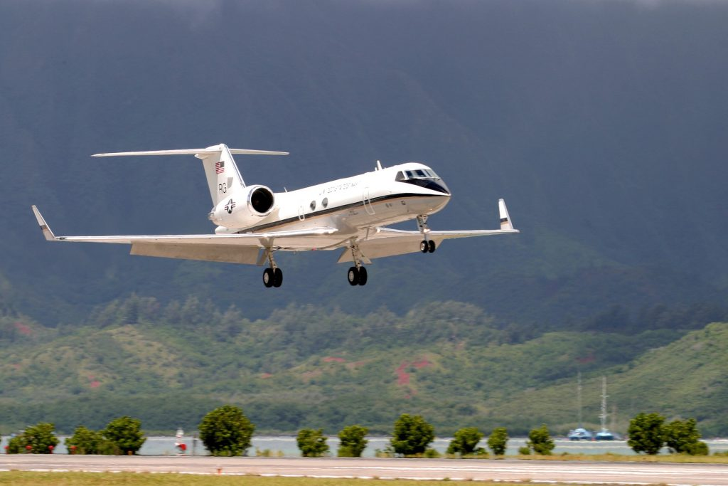 private transport air jet charter
